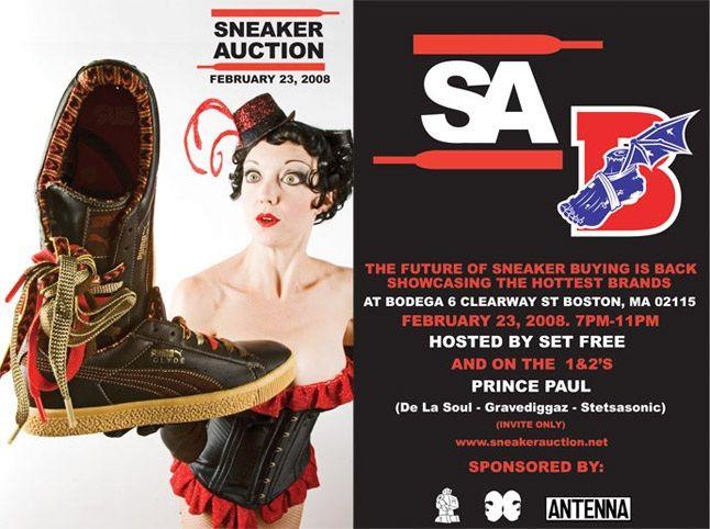 Bodega Sneaker Auction 4