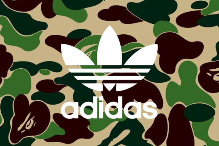 Bape X Adidas Nmd Collectionlogo