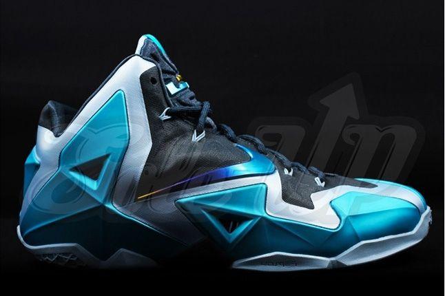 Nike Lebron 11 Gamma Blue 6