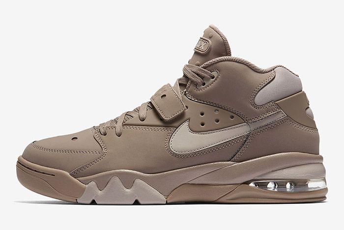 Nike Air Force Max Tan 2 Sneaker Freaker