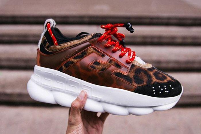 2 Chainz X Versace Leopard Print 4