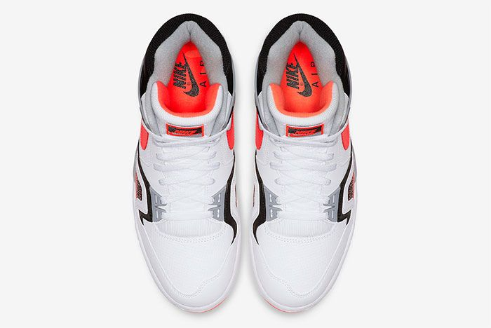 Nike Air Tech Challenge 2 Hot Lava Top