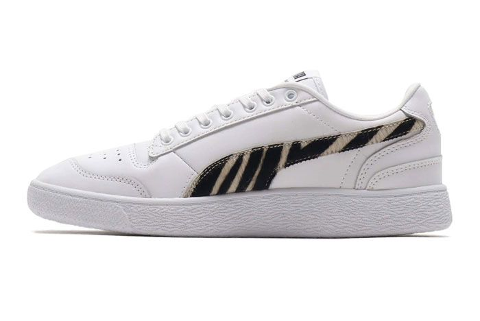 Puma Ralph Sampson Wild Pack White Lateral Inside