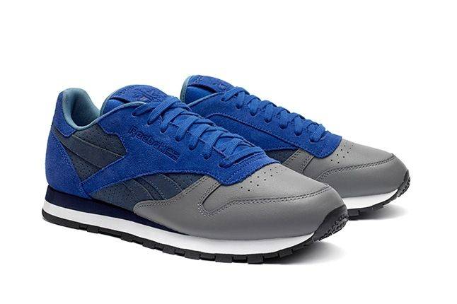 Reebok Classic Leather City Series Stash Blue 1