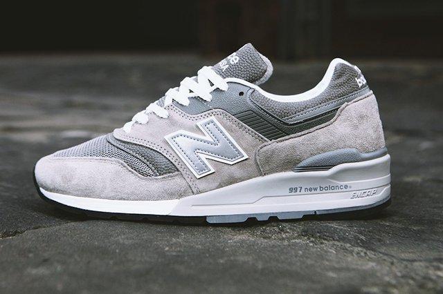 New Balance Nb997 Grey 5