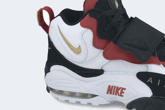 Nike Air Max Speed Turf 49Ers Heel 1
