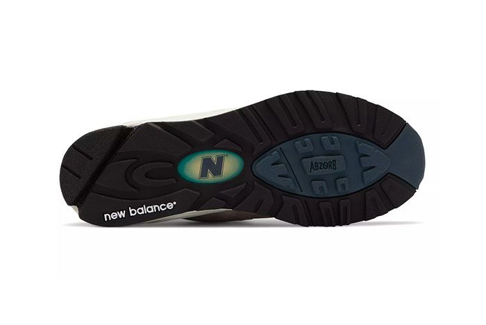 New Balance 990V2 M990N2 Sole