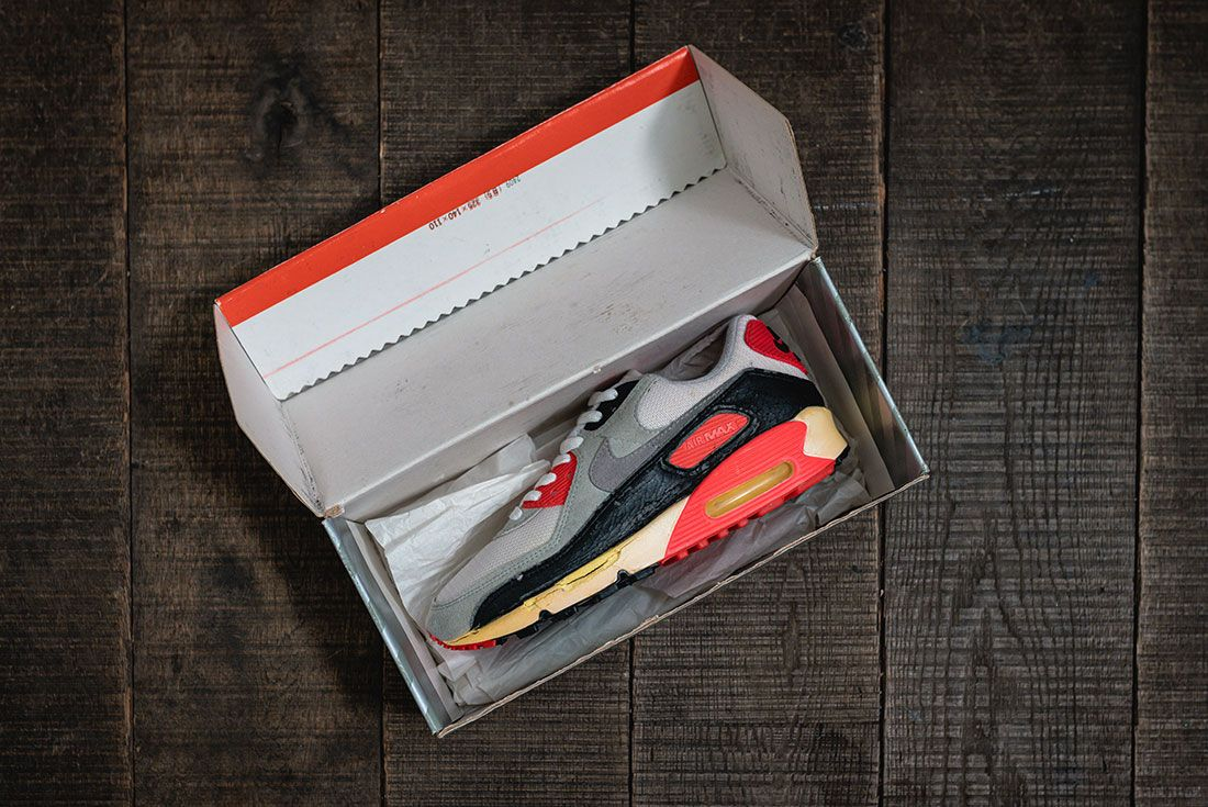 Nike Dylan Raasch Juliana Sagat Air Max 90 Verona Design Release Date Interview Sneaker Freaker11