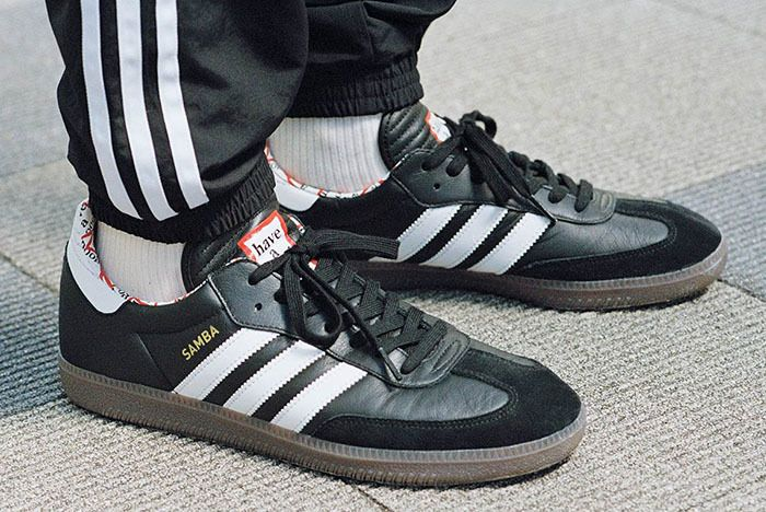 Have A Good Time Adidas Samba 1