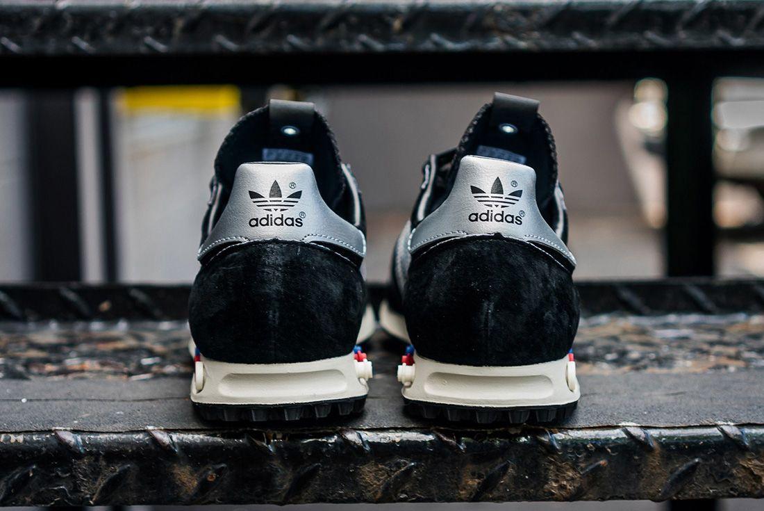 Adidas Consortium La Trainer Og Mig Black Silver14