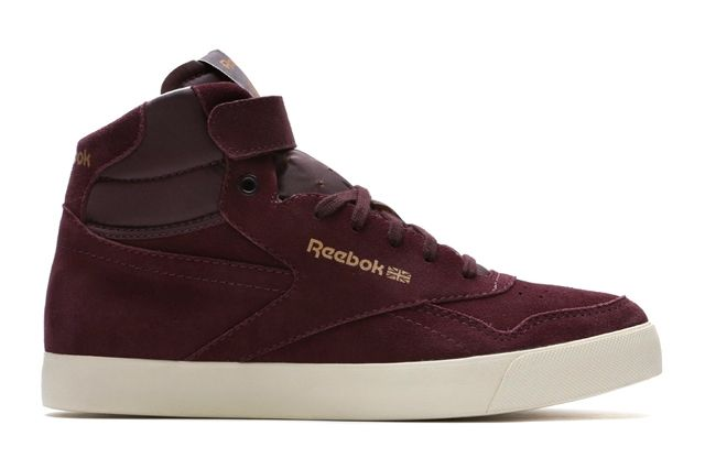 Reebok Classics Reserve The Franchise Hi Burgundy 2