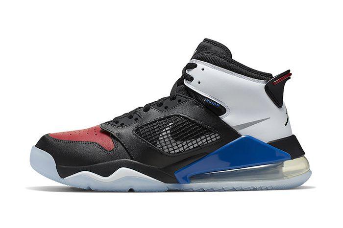 Jordan Mars 270 Top 3 Cd7070 001 Release Date Lateral
