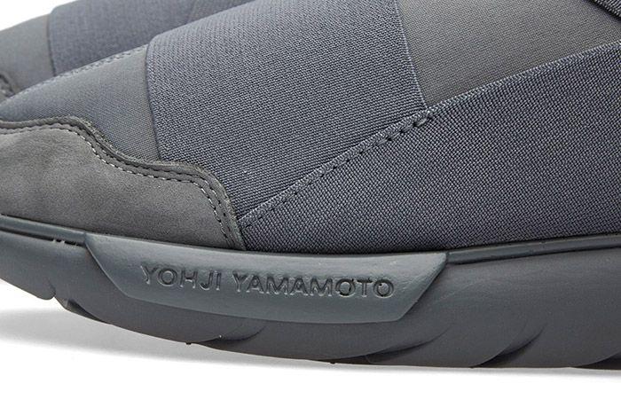 Adidas Y 3 Qasa High Vista Grey 3