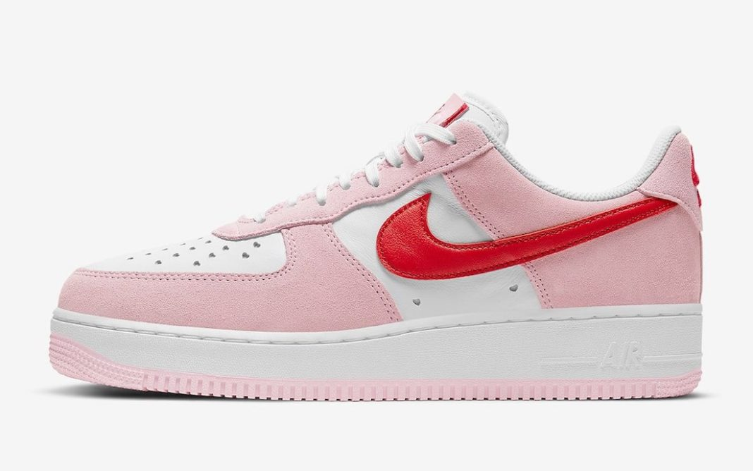 Nike Air Force 1 Low 'Valentine's Day' 2021