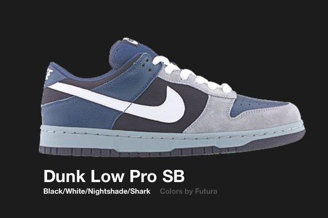 Nike Dunk Sb Low Futura 2004 1