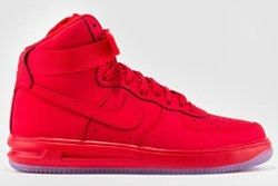 Nike Lunar Force 1 14 Hi Red Thumb