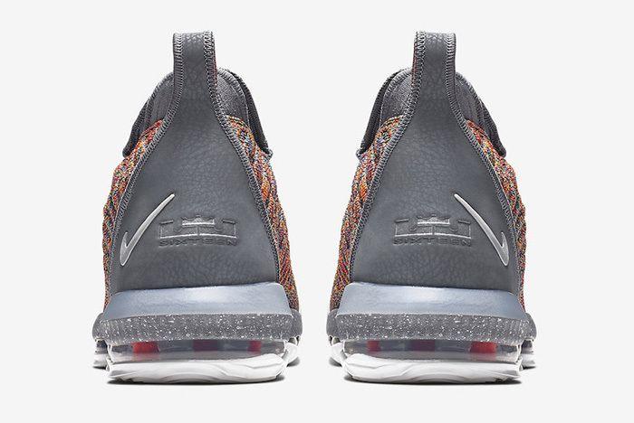 Nike Lebron 16 Multicolour 4
