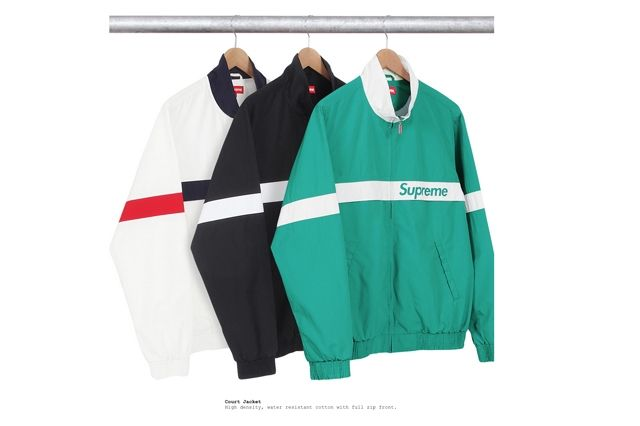 Supreme Ss15 Outerwear Collection 8