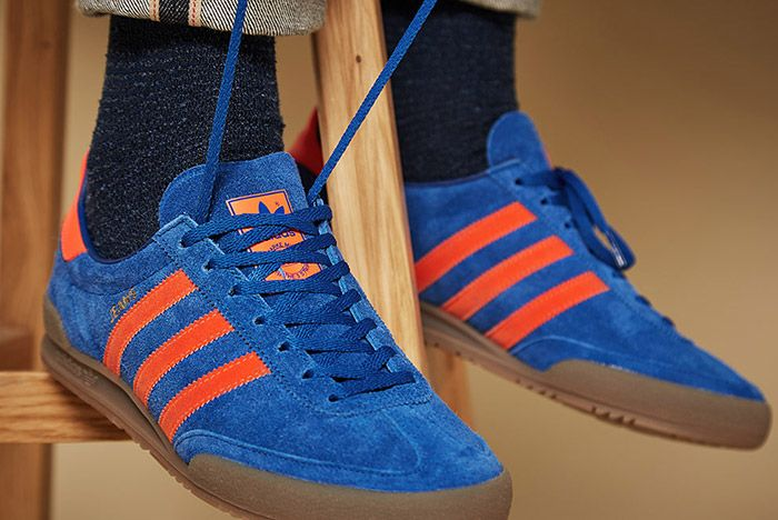 Adidas Jeans Collegiate Royal 2