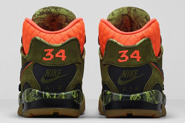 Air Trainer Sc Ii Faded Olive 2