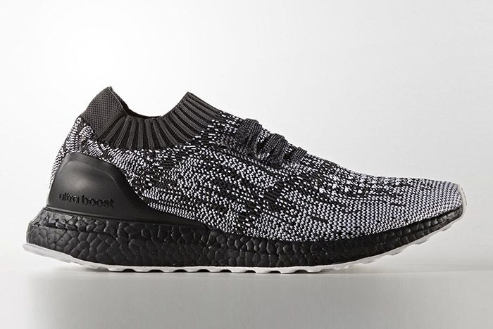 Adidas Ultraboost Uncaged Black White 4
