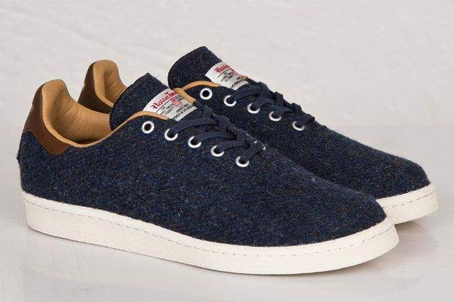 Adidas 84 Lab X Mark Mcnairy Harris Tweed 1