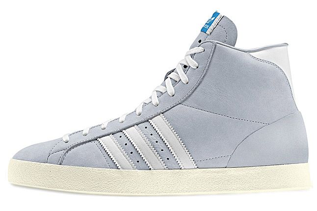 Adidas Basket Profi Grey 1