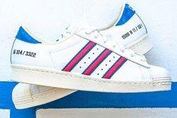 Adidas Consortium D Mop Superstar 80 Feature