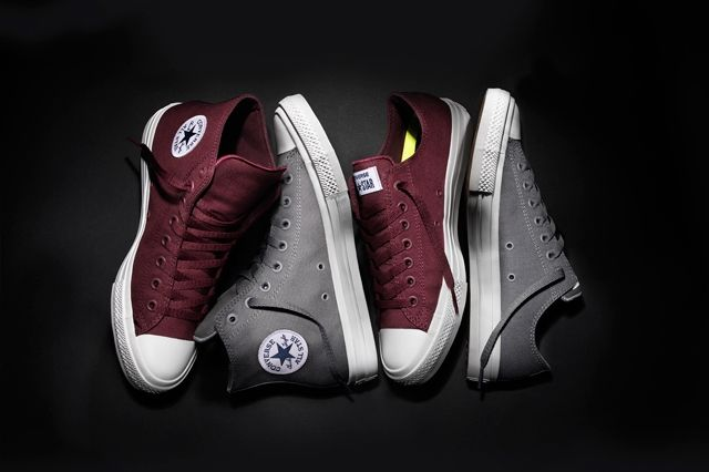 Converse Unveils New Seasonal Colours Ct As Ii 7