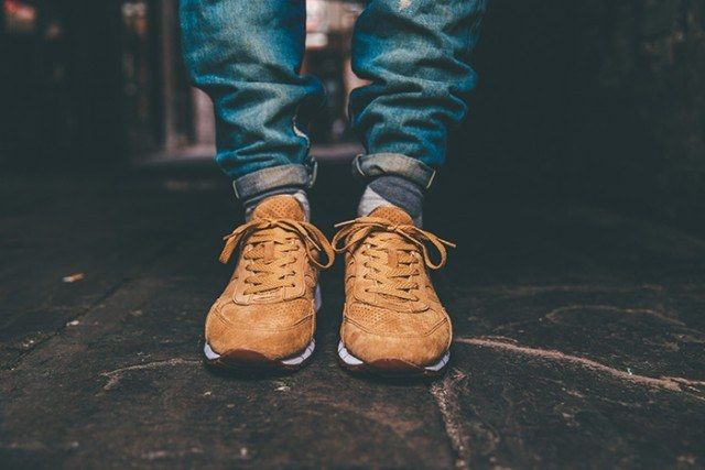 Saucony Irish Coffee Pack On Foot 9 640X4271