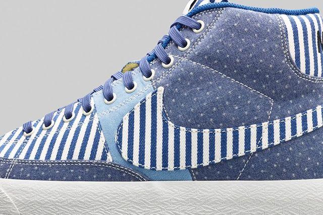 Nike Blazer Mid Vintage Patchwork Bump 2