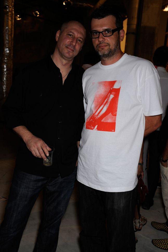 Eric Haze And Allen Benedikt 1