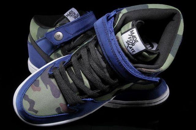 Made For Skate Nike Sb Dunk Mid Pro Premium