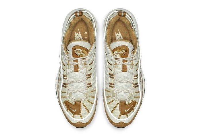 Nike Air Max 98 Golden 2