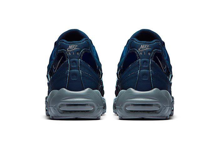 Nike Air Max 95 Obsidian Cool Grey 3