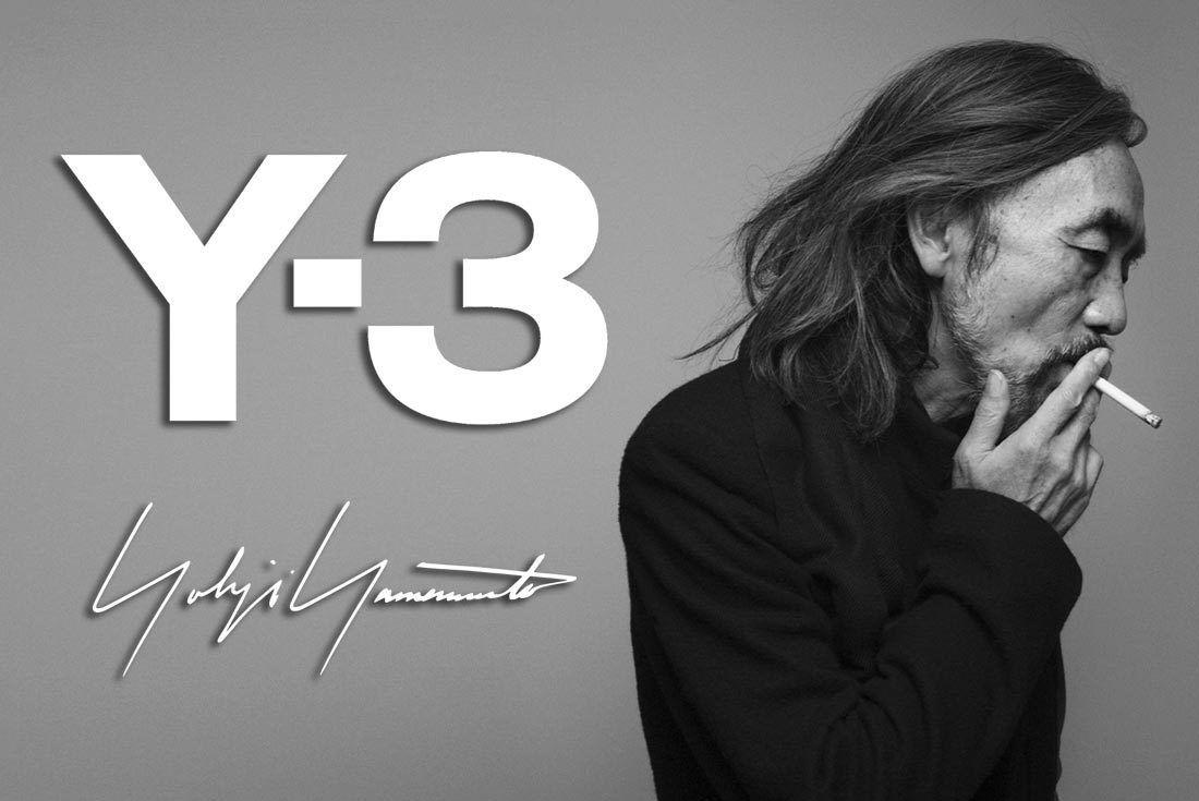 Yohji Yamamoto Y 3 Adidas