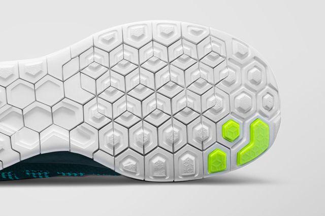 Nike Free Flexgrooves Sole
