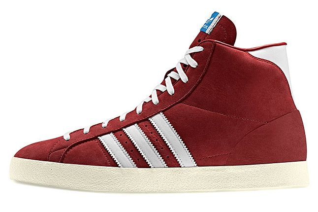 Adidas Basket Profi Red 1