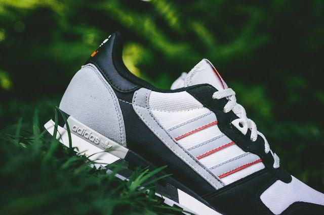 Adidas Zx 500 Og Grey Red 2