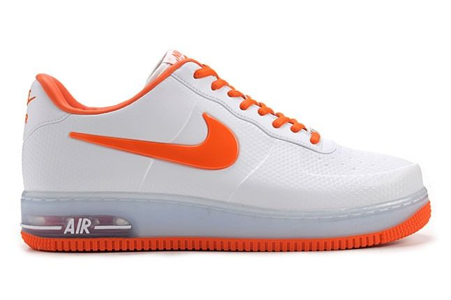 Nike Air Force 1 Foamposite Pro Low Orange 1