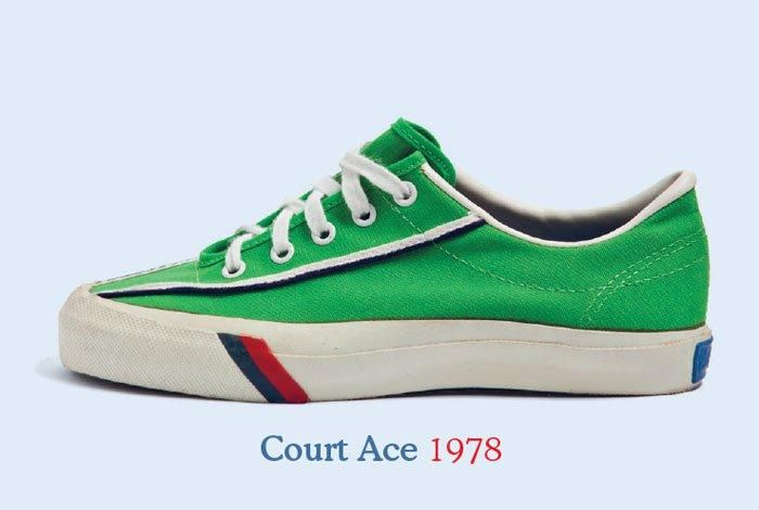 Pro Keds Court Ace Green