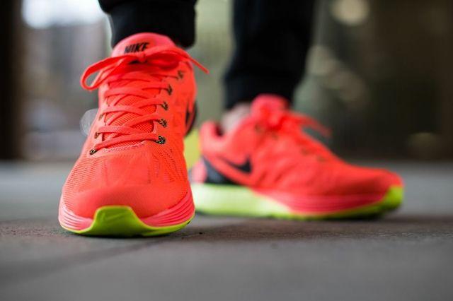 Nike Lunarglide 6 Hot Lava 4