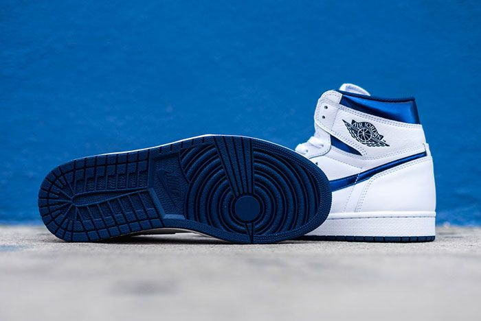 Air Jordan 1 High Og White Navy Release Details 2