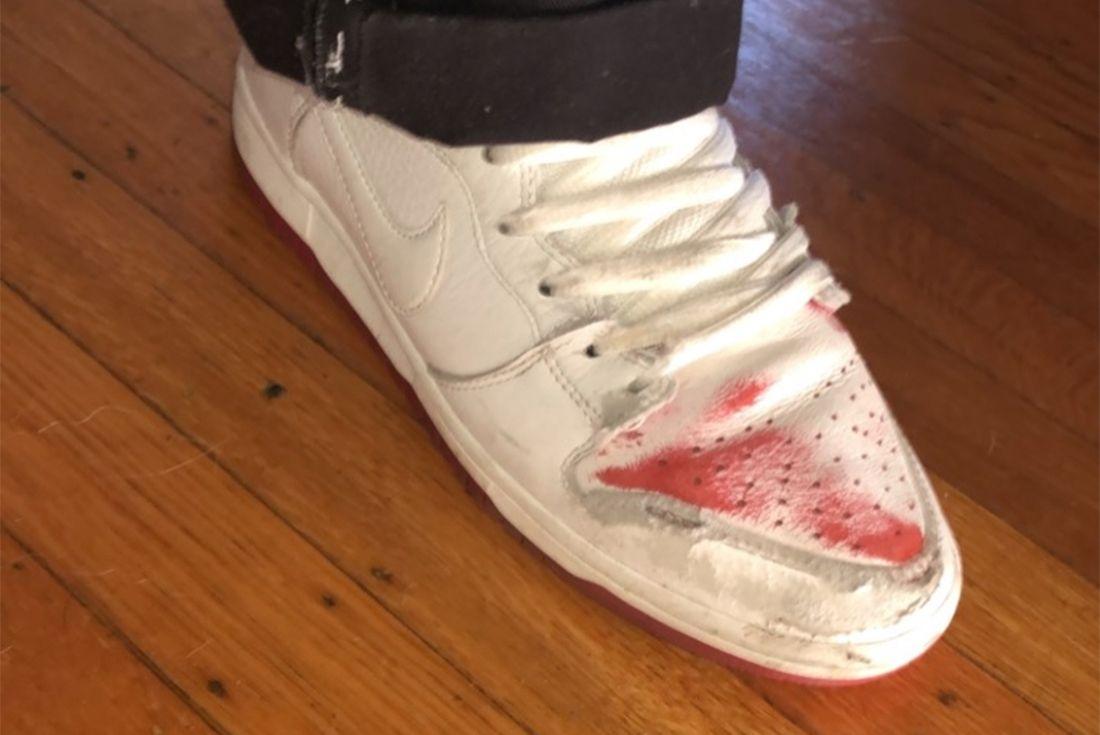 Nike Sb Kevin Bradley Sneaker Freaker 6