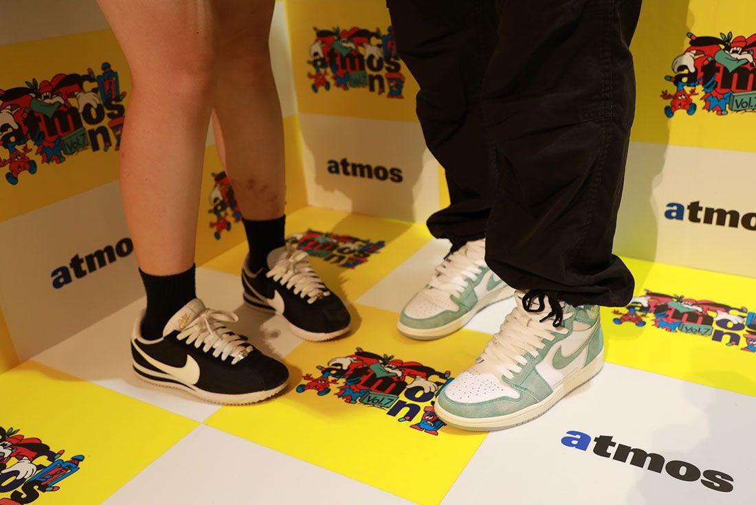 Atmos Con Tokyo 2019 Koji Sneaker Freaker On Foot Shot30