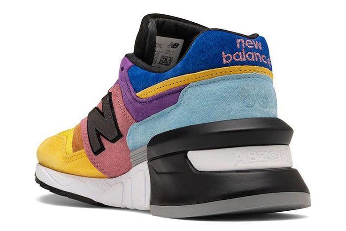 New Balance 997 Baited Rear Angle