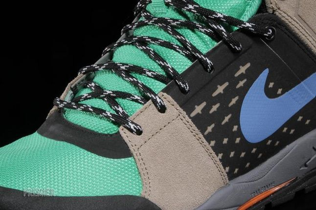 Nike Air Alder Mid Gamma Green Distance Blue 6