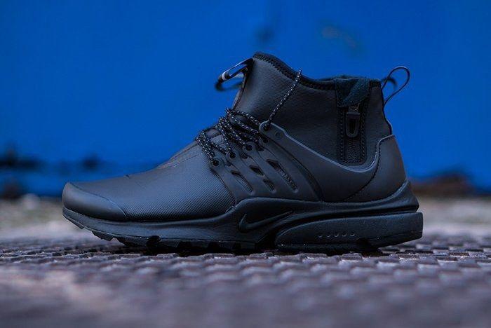 Nike Air Presto Utility Triple Black 1