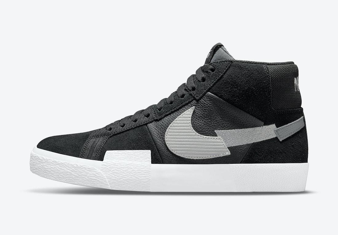 Nike SB Blazer Mid Mosaic Pack