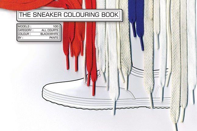 Sneaker Colouring Book 9 1